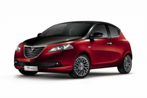 Lancia-Ypsilon-Red-and-Black-Carscoop1 | Flickr - Photo Sharing!