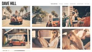 FIATの広告写真の撮影現場(Dave Hill) | YOUのデジタルマニアックス dmaniax.com