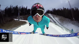 GoPro: Ski Flying With Anders Jacobsen