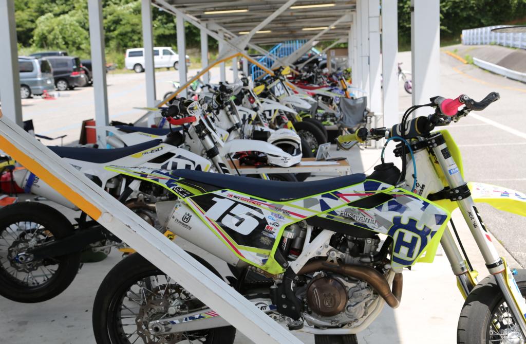 2018 Husky Super-moto Fes