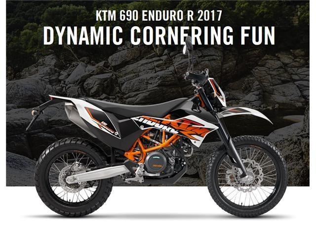 KTM 690 Enduro R 2017