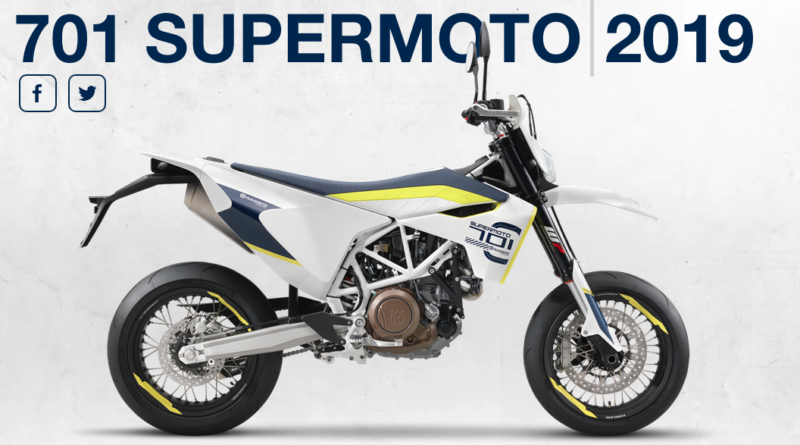 Husqvarna 701 Supermoto