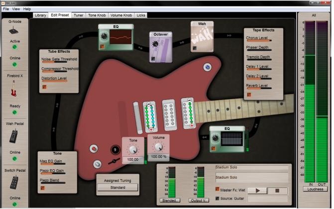 Gibson FBX Software