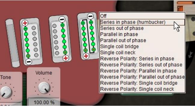 Gibson FBX - Virtual Pickup Wireing