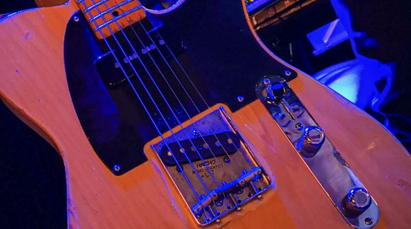 Julian Rage Telecaster MNacho Guitar P-90