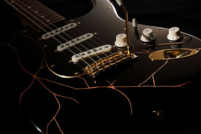Fender Japan Limited Collection URUSHI Stratocaster